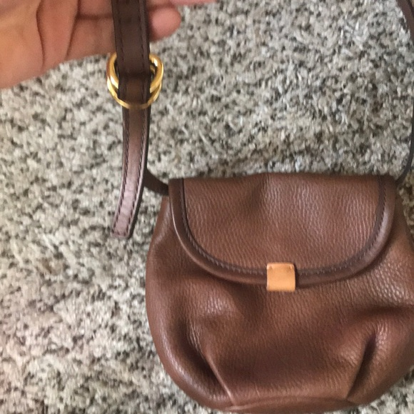 a23c54dd9 UGG Bags | Australia Brown Leather Cross Body Bag | Poshmark